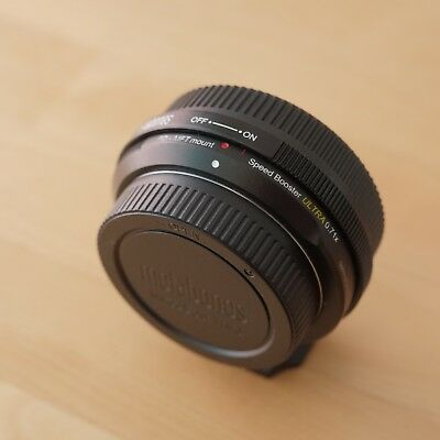 Metabones Canon FD to Micro Four Thirds Speed Booster ULTRA 0.71x