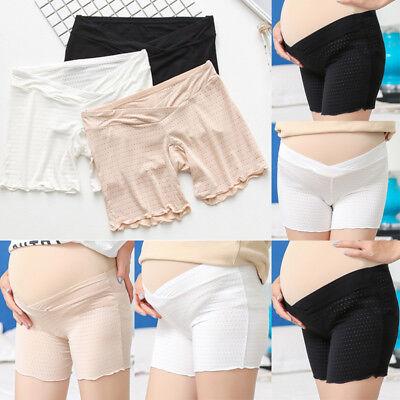 Women Pregnancy Maternity High Waist Panties Knicker Soft Briefs Underwear Pants