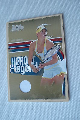 MARIA SHARAPOVA ^^ 2006 Ace Hero Legends #86 JERSEY 16/500 ^^Tennis Trading Card