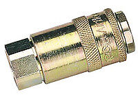 Draper 37829 Bulk 3/8 Female Thread PCL Parallel Airflow Coupling (Sold Loose)