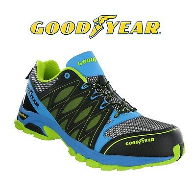 Goodyear GY1503 Sporty Composite Safety Trainer Shoe |3-13|