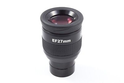 "OVL EF27mm 53˚ Flat Field 1.25"" Telescope Eyepiece *Read*"