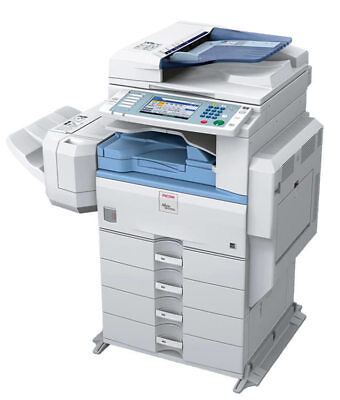 Ricoh Aficio MP 2550 Black & White Digital Copier Prinert Scannner