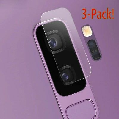 For Samsung Galaxy S9 Plus/Note 8 Camera Lens Protective Glass Screen Film Cover