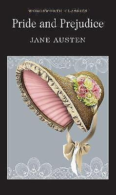 Pride and Prejudice by Jane Austen (English) Paperback Book Free Shipping!