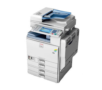 Ricoh Aficio MP C3501 Colour Multifunction Printer