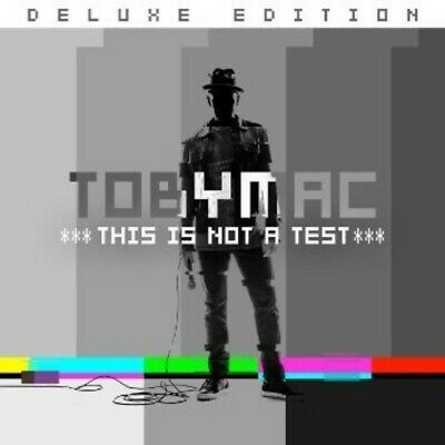 TobyMac : This Is Not A Test [Deluxe Edition] CD