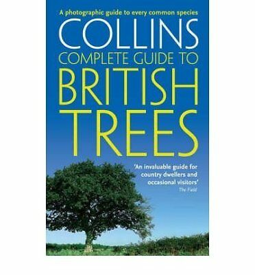 British Trees by Paul Sterry New Paperback Book