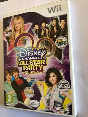 Disney channel all star party nintendo wii 2010 complete with disney channel all star party for nintendo wii wii u vgc fast post publicscrutiny Image collections