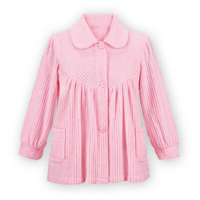 Women's Soft Fleece Bed Jacket, by Collections Etc
