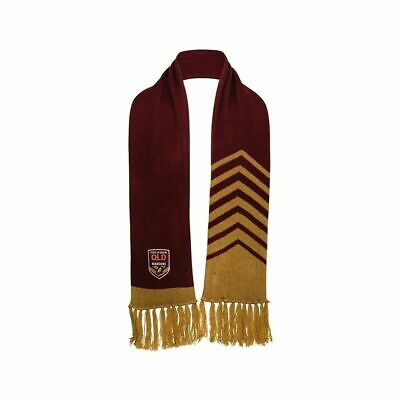 Queensland Maroons State Of Origin 2018 ISC Players Scarf! Scarves!