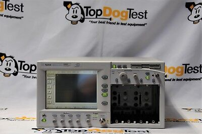 HP/ Keysight/ Agilent 86100A Infiniium DCA Wide Bandwidth Oscilloscope