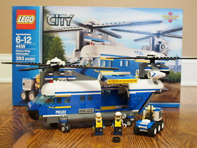 LEGO CITY 4439 Heavy-Duty Helicopter Lego 4439 NEW - $64.99   PicClick