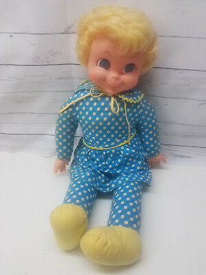 "1967 Mattel 22"" Mrs Beasley Doll Not Talking"