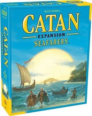 Catan Expansion: Seafarers [New Games] Board Game