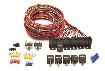 Painless Wiring 30108 Relay 6-Bank 50 Amp Single Pole Each