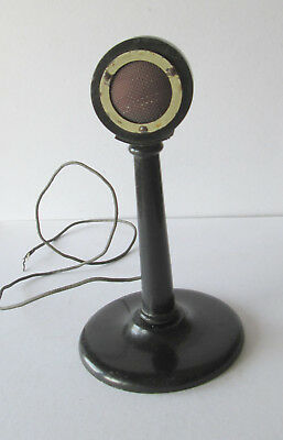 Vintage Original Microphone around 1925
