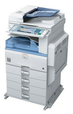 Ricoh Aficio MP MPC5501 Colour Multifunction Printer