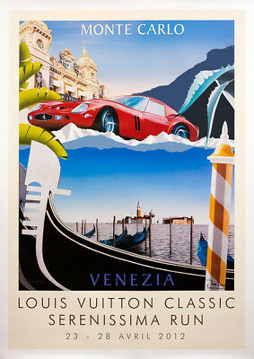 Art print POSTER/Canvas Vintage Louis Vuitton Classic