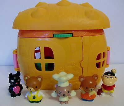 Mr Fluffy's Bakery Playset & Figures
