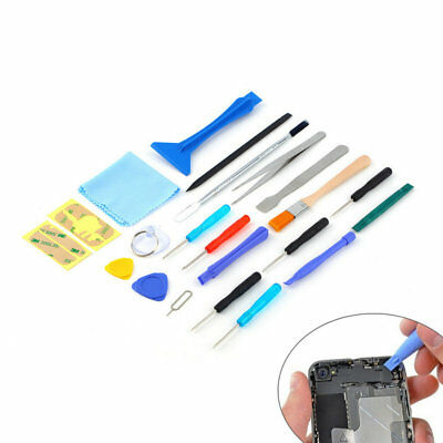 22 in 1 Open Pry Repair Screwdrivers Sucker Tools Kit For Cell Phone Tablet EG