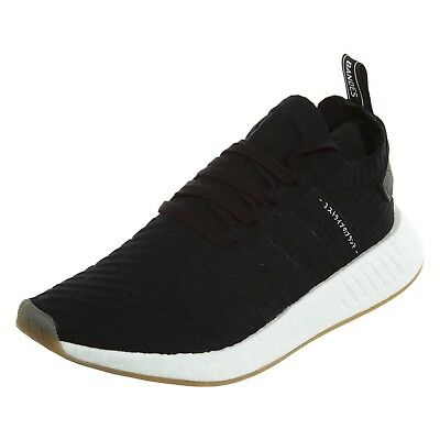 huge discount c4f4a acf1f ADIDAS NMD_R2 PK Core Black Primeknit Running Athletic BY9696 (428) Men's  Shoes