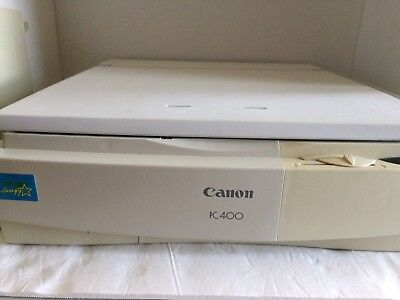 Canon PC 400 Black And White Copier. Used