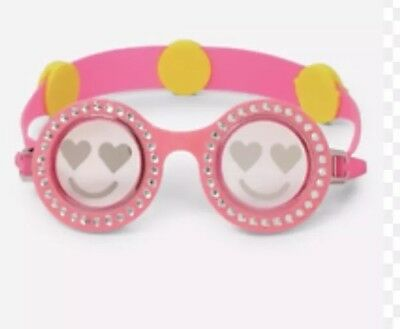 Justice Pink anti fog googles- perfect for swimming!👙👙