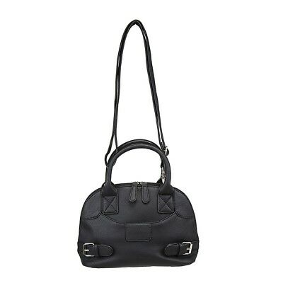 Vism  Bwr001 Small Dome Crossbody Ccw Purse Bag- Black