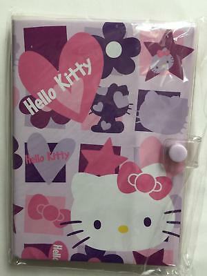 Brand New Sanrio Hello Kitty Diary Journal Lined Notebook