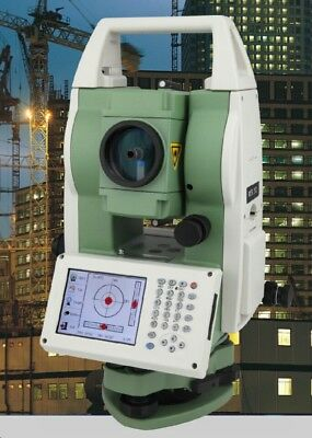 Total Station Windows Ce Reflectorless, Foif Rts352-R500, Brand New & Calibrated