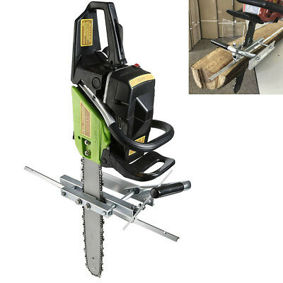 Universal Portable Chain Saw Mill Log Strip Lumber Cutting fit Any Size Chainsaw