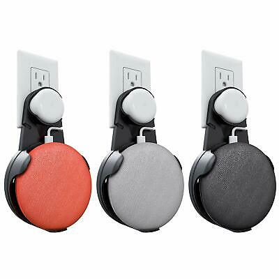 Outlet Wall Mount Compact Hanger Holder Stand For Google Home Mini