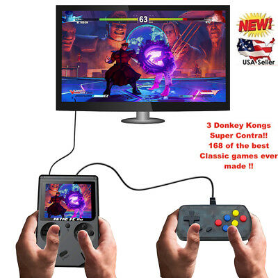 Handheld Game Console Mini Retro Video Game Player Built-in 160+ Classic Games