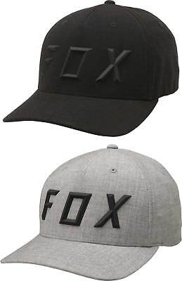 on sale 2a6f3 0124c Fox Racing Sonic Moth Flexfit Hat - Adult Mens Guys Lid Cap MX ATV MTB