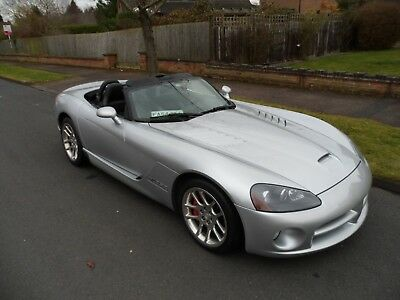 2004 Dodge Viper SRT-10 Convertible V10 Fresh Import Stunning Condition may px