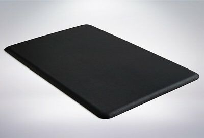 Rectangle 5#039;x3#039; 1/2#034; Thick Barber Salon Anti Fatigue Floor Mat Be