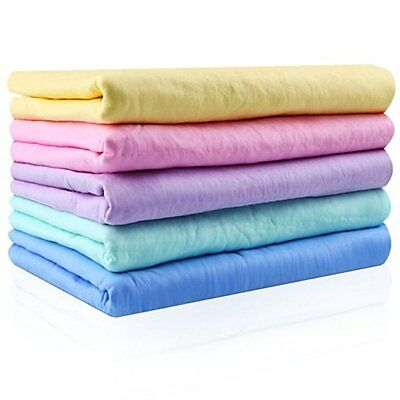 Chamois Car Polish Window Glass Wash Cleaning Cloths Dust Drying Towel Home Rag