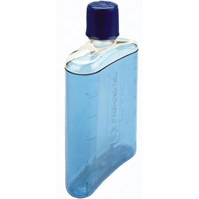 Nalgene PC-Flachmann 300ml blau Outdoor & Camping
