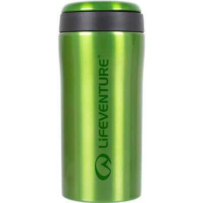 Lifeventure Isobecher Thermal 300ml grün Outdoor & Camping
