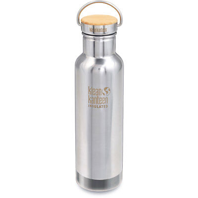 Klean Kanteen Flasche Reflect isoliert 592ml poliert Outdoor & Camping