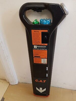 Radiodetection CAT Mk2 - Cable avoidance tool locator scanner