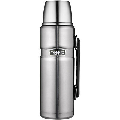 Thermos Isolierflasche King 1,2L edelstahl Outdoor & Camping