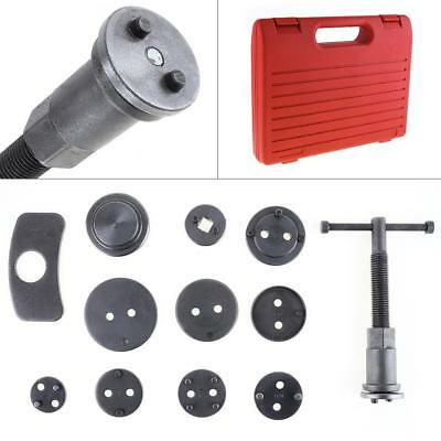 Disc Brake Caliper Piston Pad Compressor Car Auto Wind Back Hand Tool Set 12 PCS
