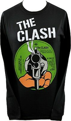 LADIES TANK TOP CLASH WHITE MAN IN HAMMERSMITH PALAIS RECORD COVER PUNK S-2XL