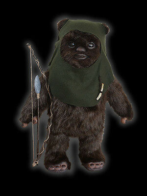 Star Wars TOKKAT EWOK Lifesize Prop -- 1:1 LIFE SIZE Replica -- NEVER SEEN !!!!