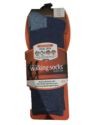 High Heat Retention All Season Performance HJ Hall ProTrek Rambler Socks