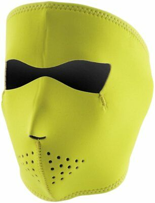Zan Headgear High Visibility Neoprene Full Face Mask 2013
