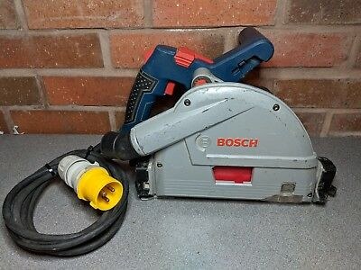Bosch GKT 55 GCE 110V 165MM Plunge Saw