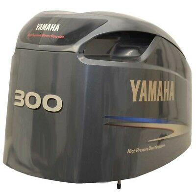 Yamaha Outboards Boat Top Cowling 6D0-42610-01-8D   300 HP